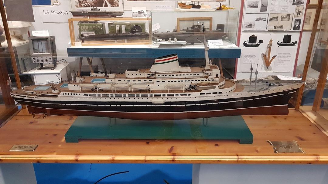 Loano Transatlantico Andrea Doria