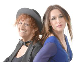 Anna Mazzamauro e Cristina Bugatty