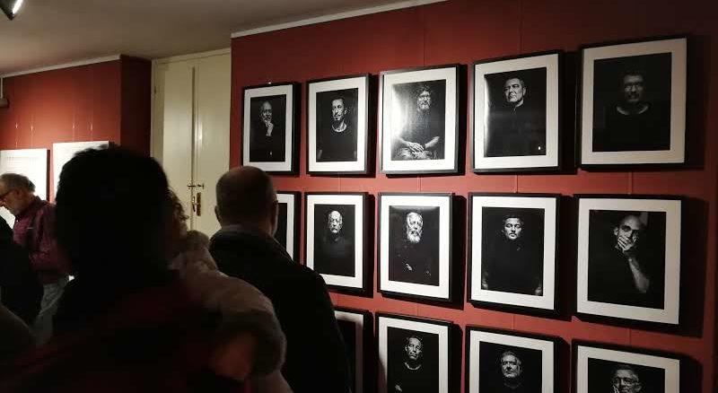 Mostra Massolo immaginafamiglie a Palazzo Oddo in Albenga