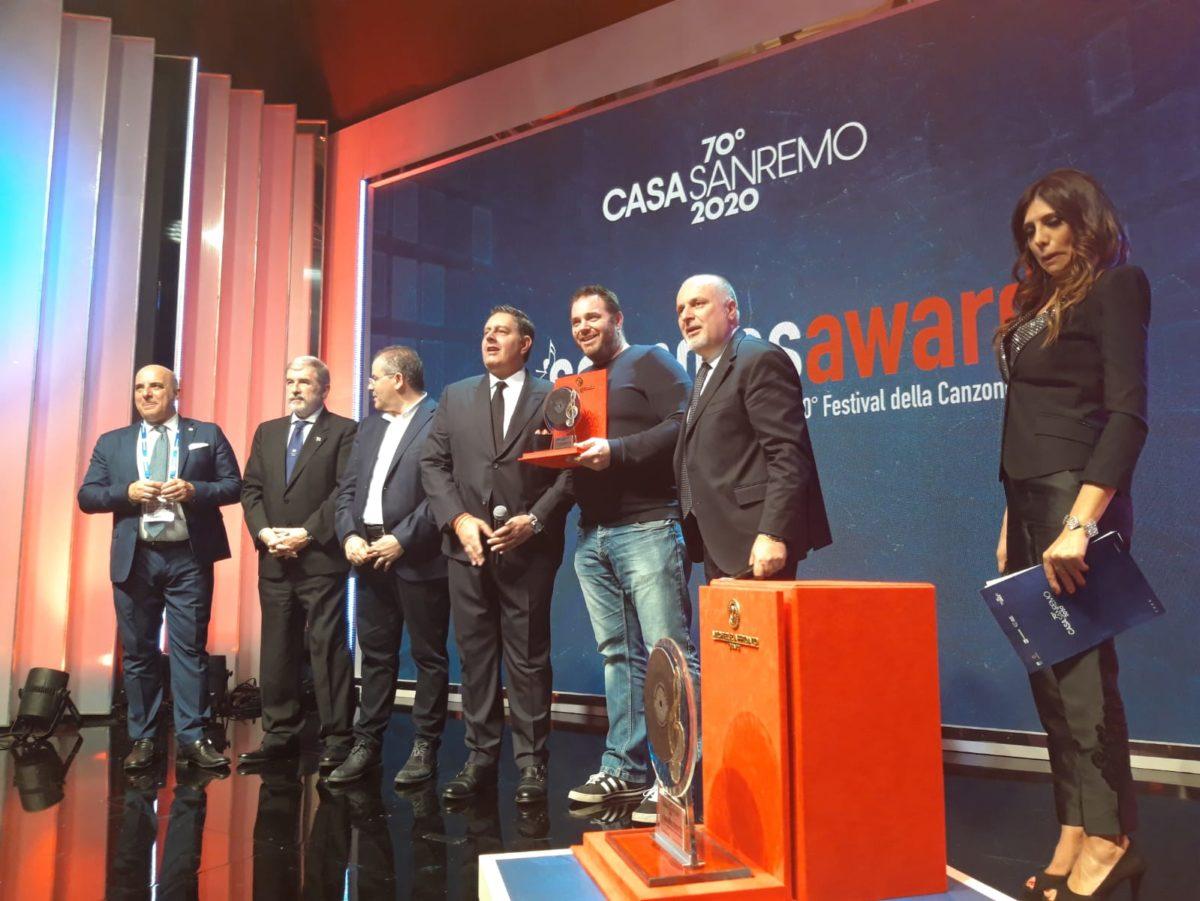 Premiazione a Casa Sanremo 01