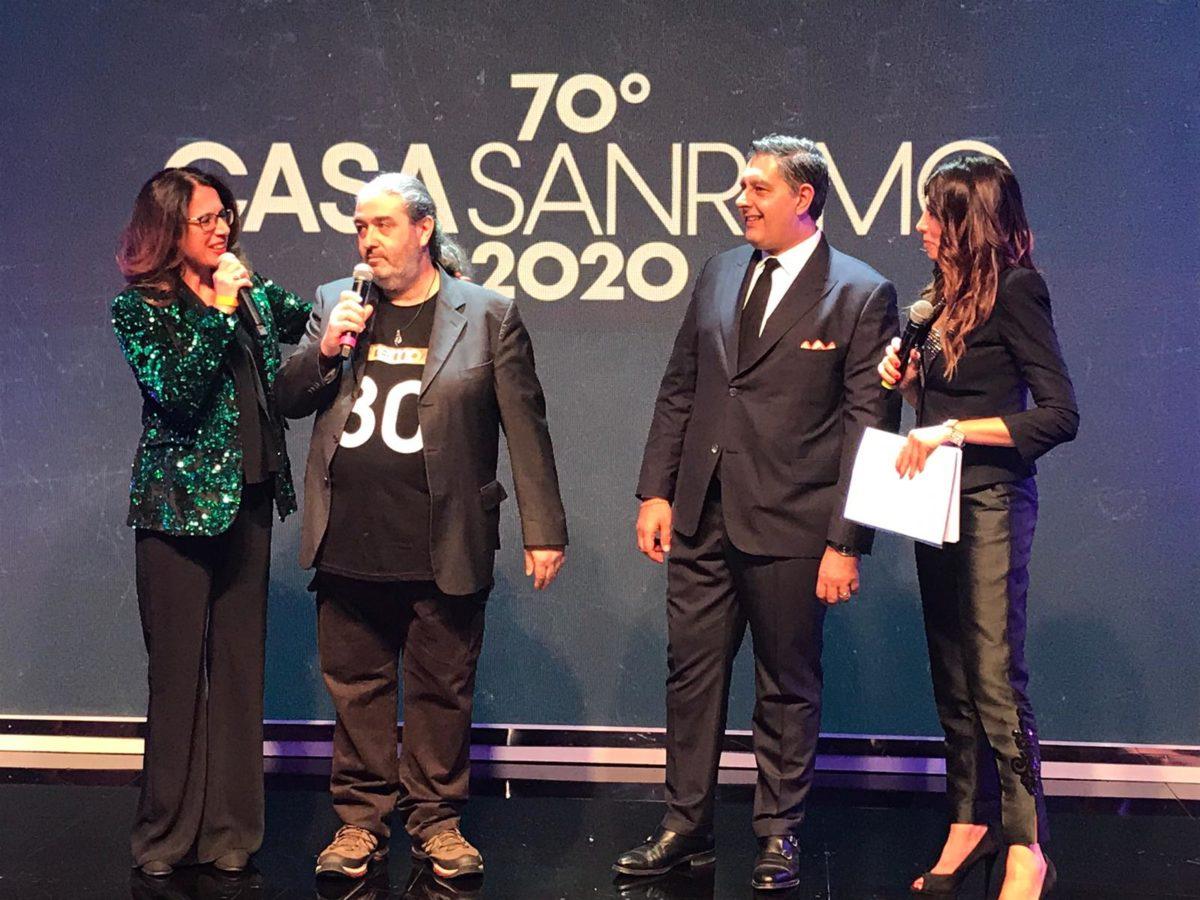 Premiazione a Casa Sanremo 05