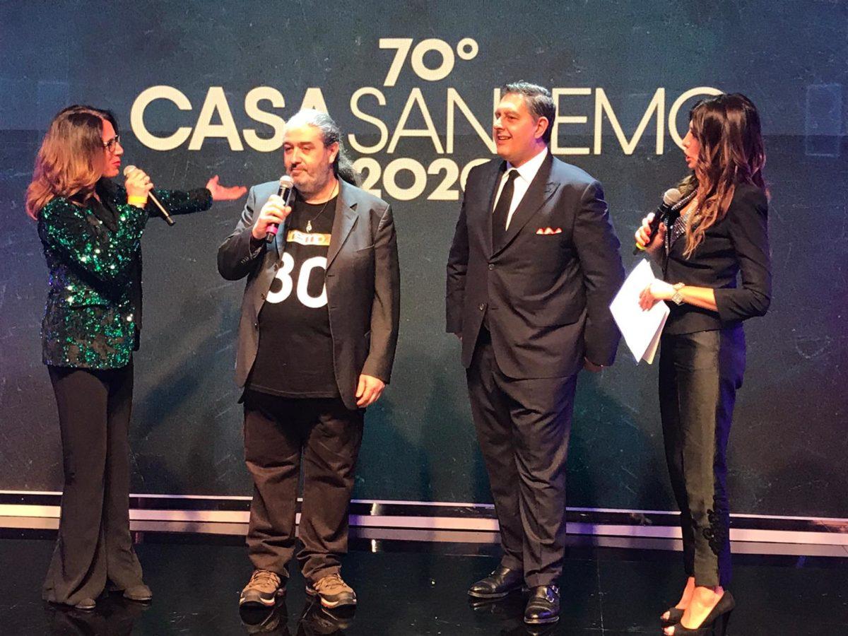 Premiazione a Casa Sanremo 06