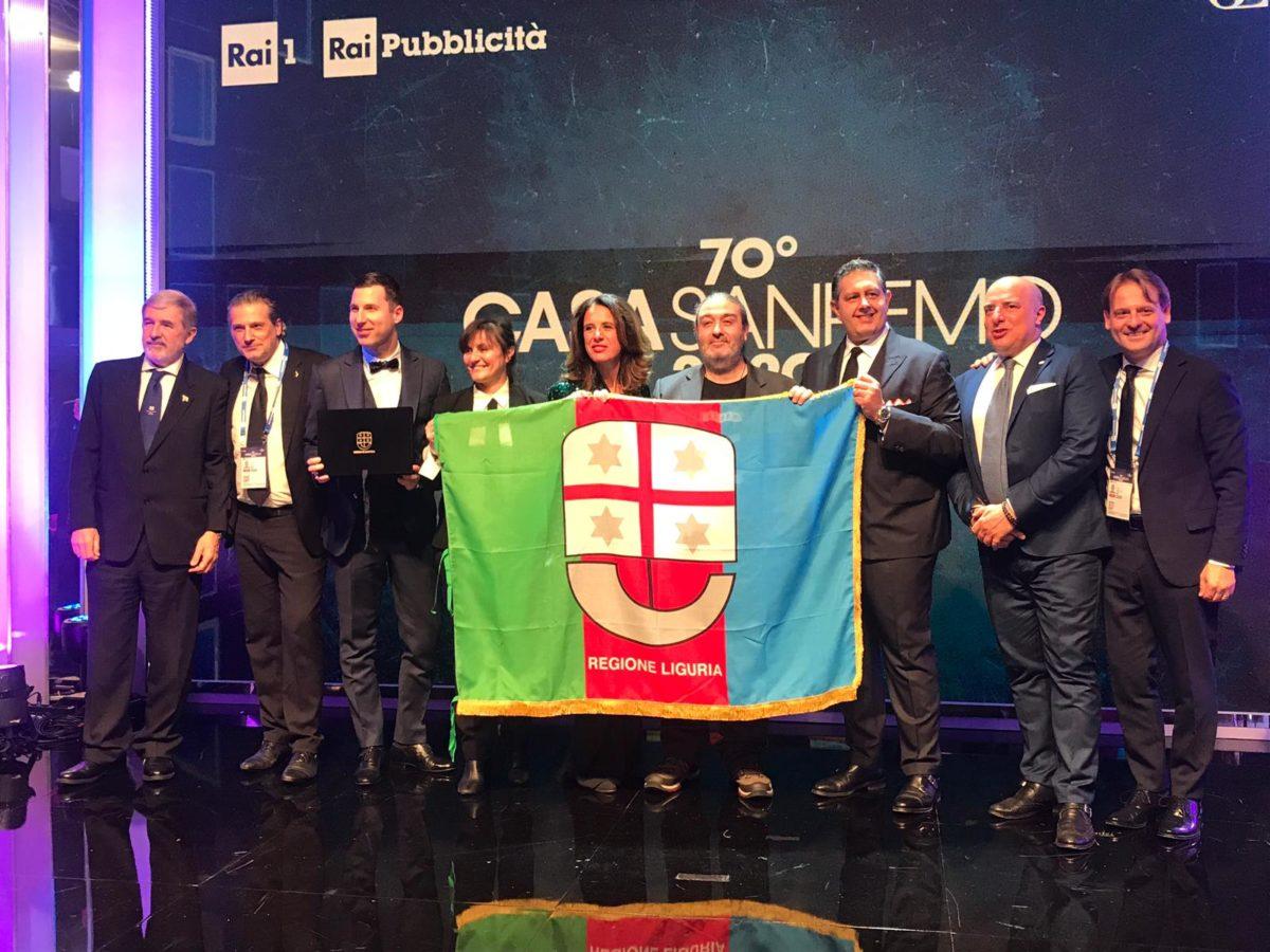 Premiazione a Casa Sanremo 10