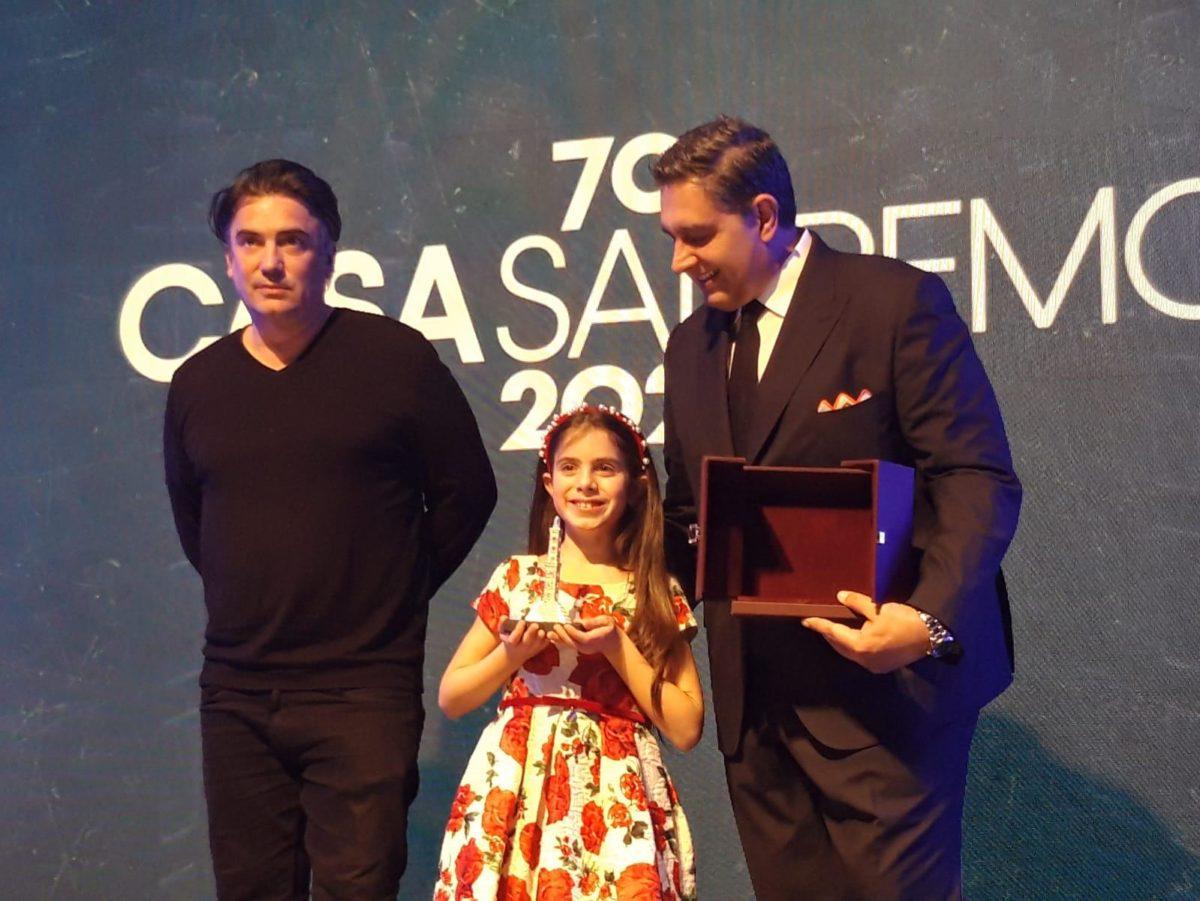 Premiazione a Casa Sanremo 11