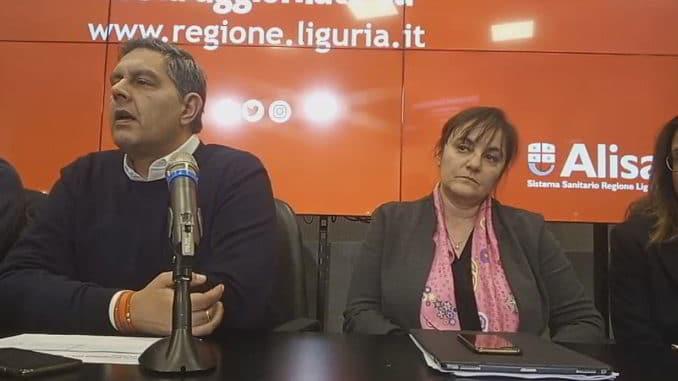 Punto coronavirus Regione Liguria