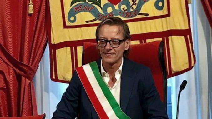 Riccado Tomatis sindaco di Albenga