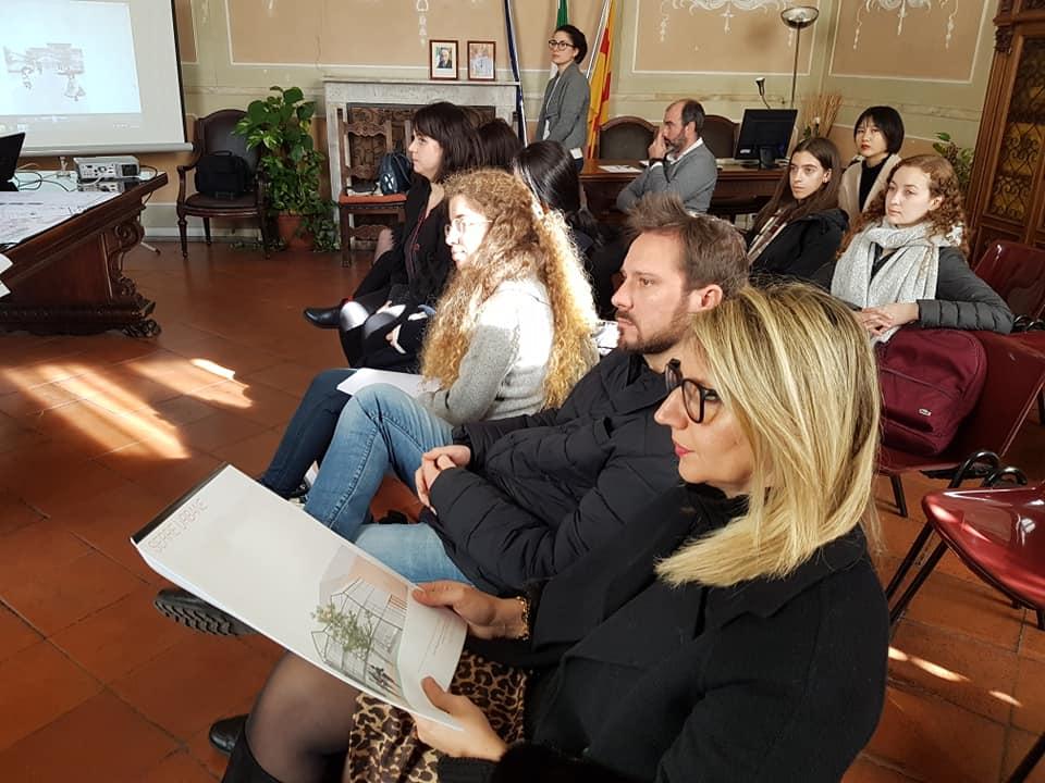 Riqualificazione urbana dell'ex ospedale di Albenga il progetto dei ragazzi del DAD