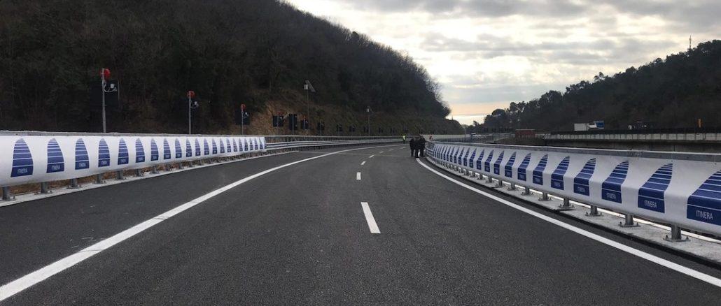 Nuovo viadotto A6 Savona