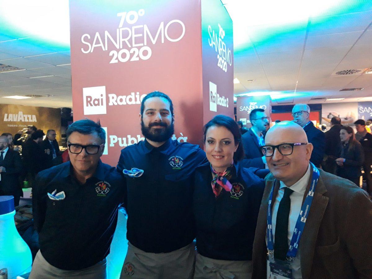 Sanremo2020 Giampellegrini