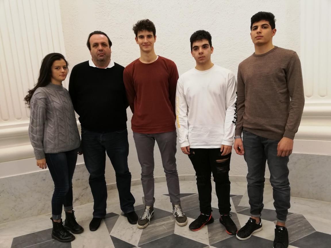 Studenti Imperia e Sanremo