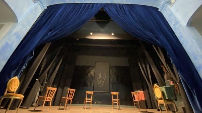il Teatro Sacco di Savona