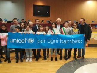 Unicef in Regiorne Liguria