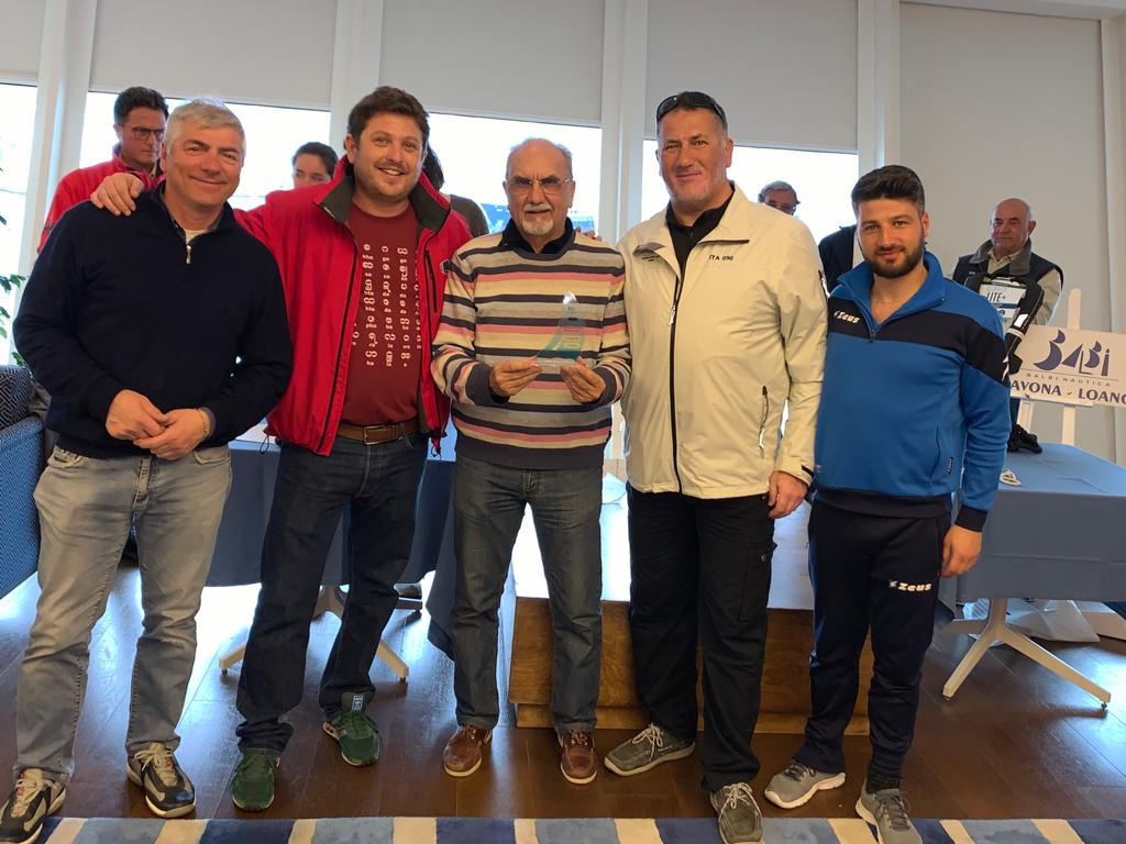 Vincitori Campionato Invernale Marina di Loano 08