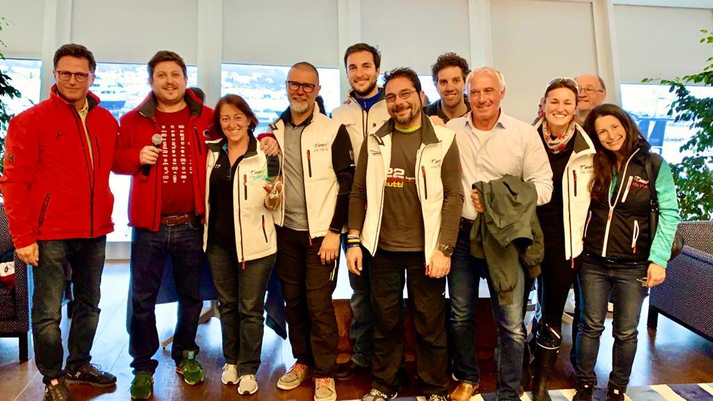 Vincitori Campionato Invernale Marina di Loano 11