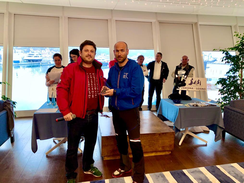 Vincitori Campionato Invernale Marina di Loano 13