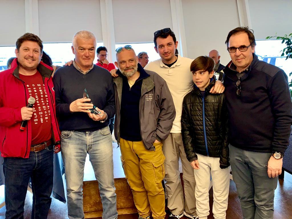 Vincitori Campionato Invernale Marina di Loano 16
