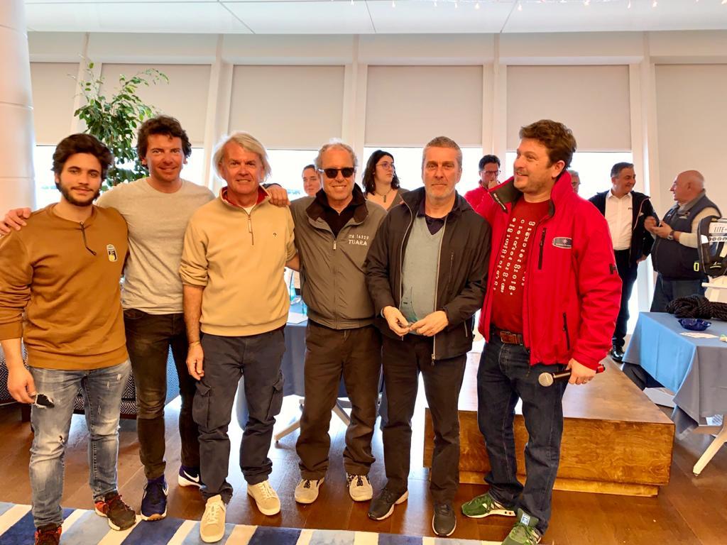 Vincitori Campionato Invernale Marina di Loano 17