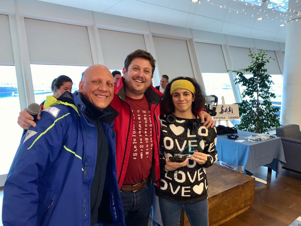 Vincitori Campionato Invernale Marina di Loano 18