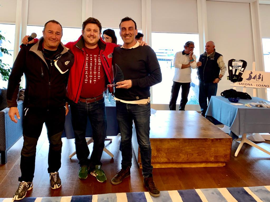 Vincitori Campionato Invernale Marina di Loano 20