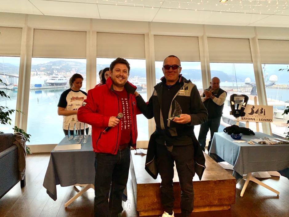 Vincitori Campionato Invernale Marina di Loano 22