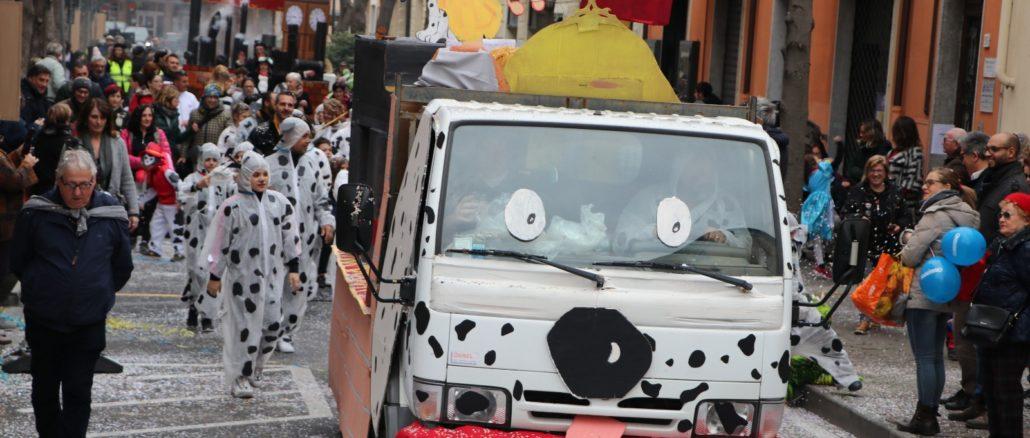 Carnevale Albenga la carica di Vadino