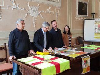 Presentazione Carnevale Albenga