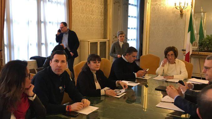 riunione prefettura