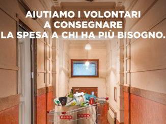 Aiutiamo i volontari - Coop