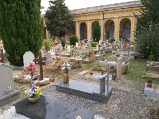 Albenga il Cimitero di Leca