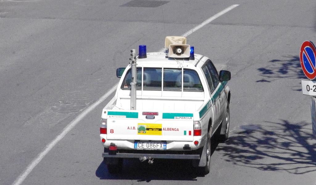 Auto AIB Albenga