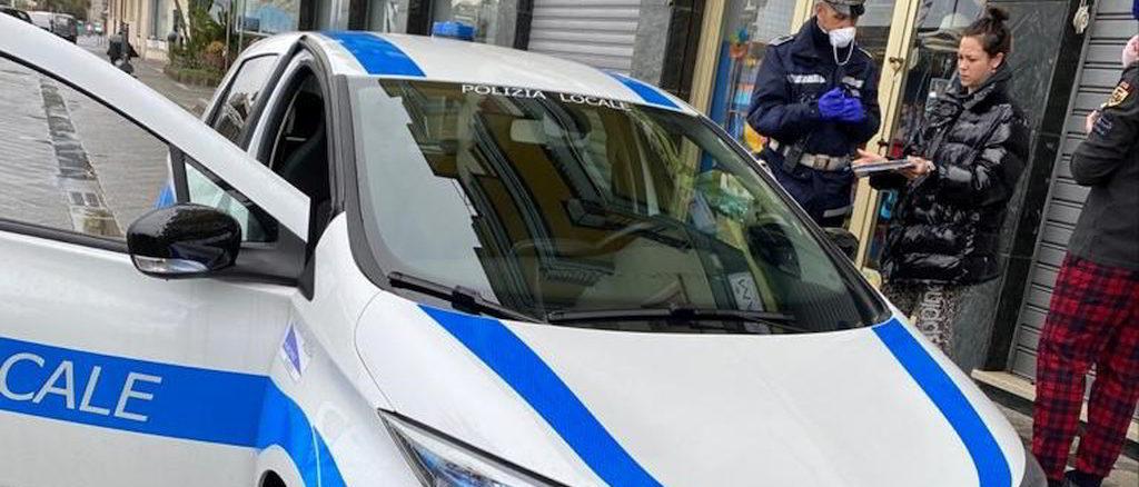 Controlli Polizia Locale di Alassio