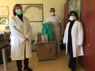 Donazione Rotary ad Ospedale di Albenga
