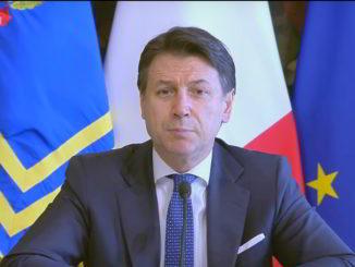 Giuseppe Conte - presidente consiglio