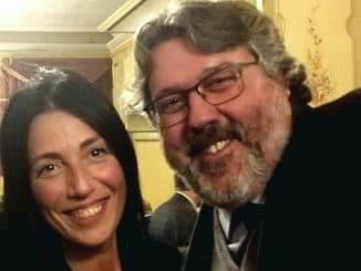 Lucia Leone e Angelo Vaccarezza