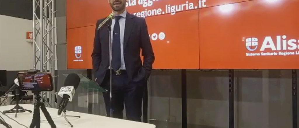 Matteo Bassetti, il virologo del San Martino di Genova
