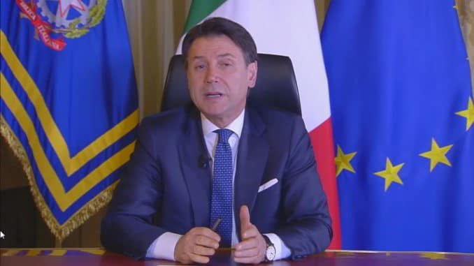 Presidente Giuseppe Conte