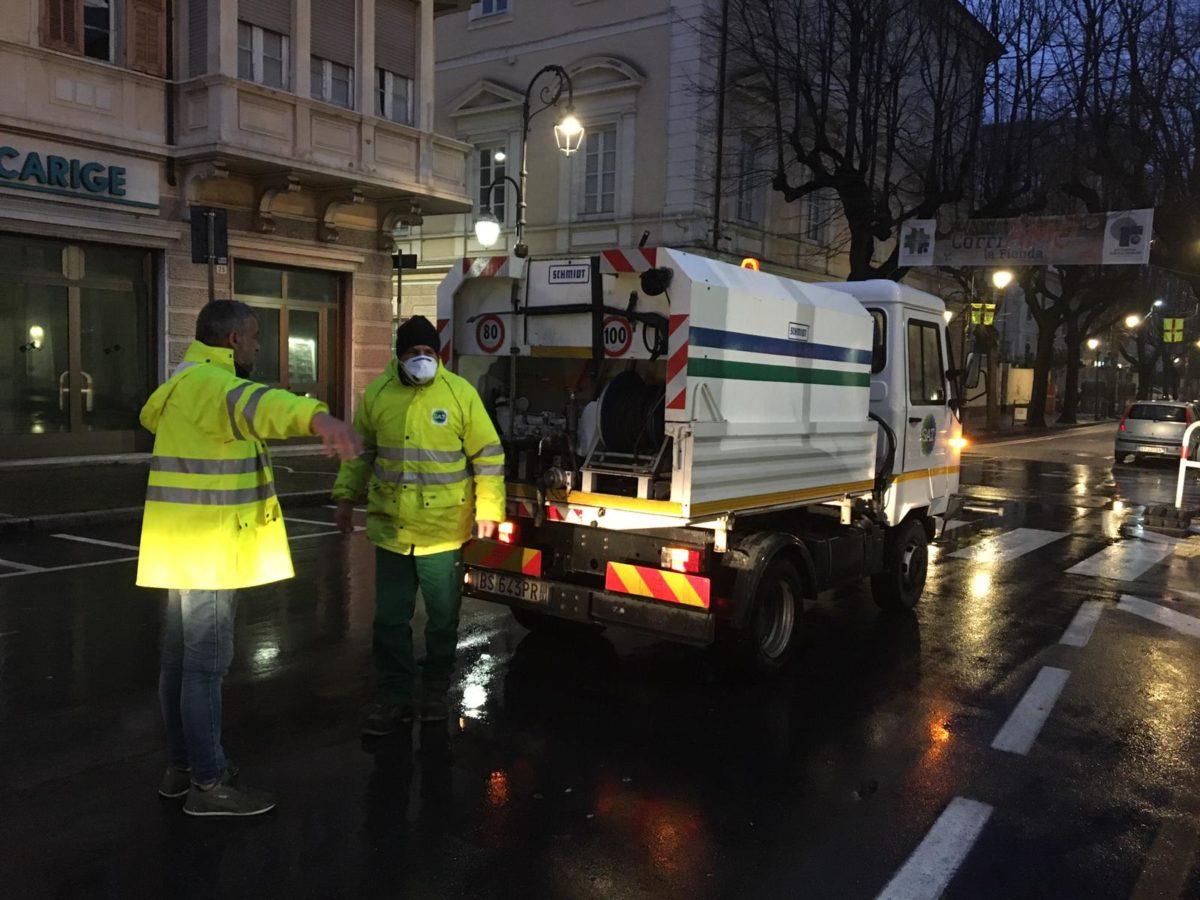 Sanificazione ad Albenga 04