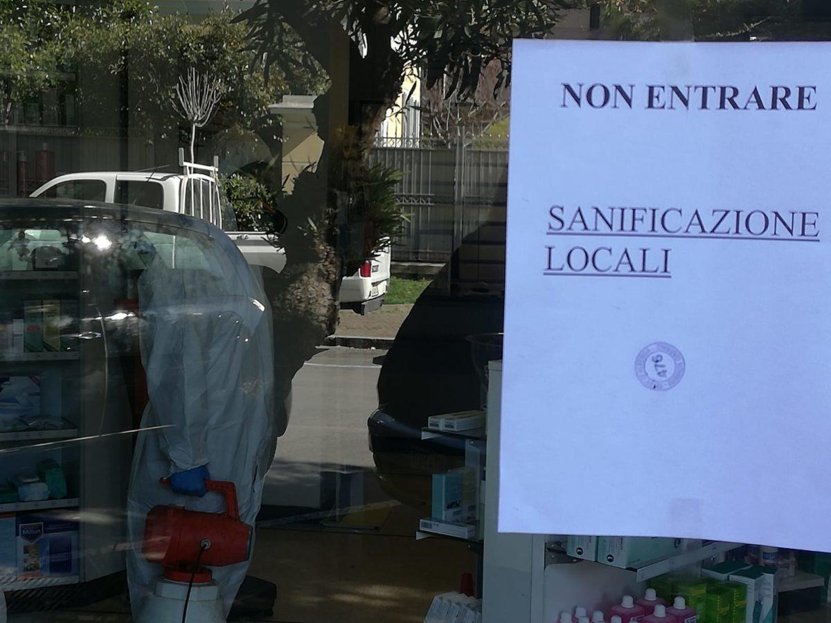 Sanificazione ad Albenga 05