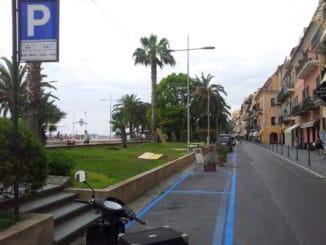 Segnaletica a Loano