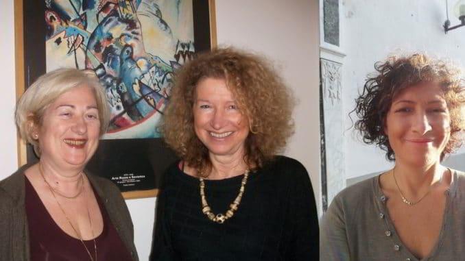 dr. Nella Mazzoni, dr. Cinzia Aicardi, dr. Silvia Taliente