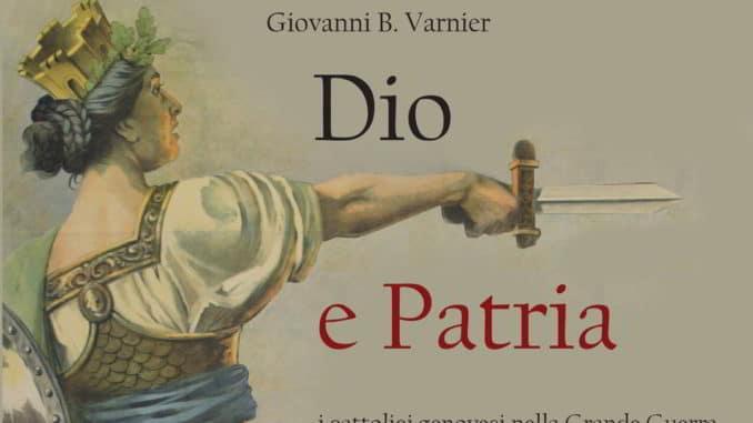 Particolare copertina libro di Varnier