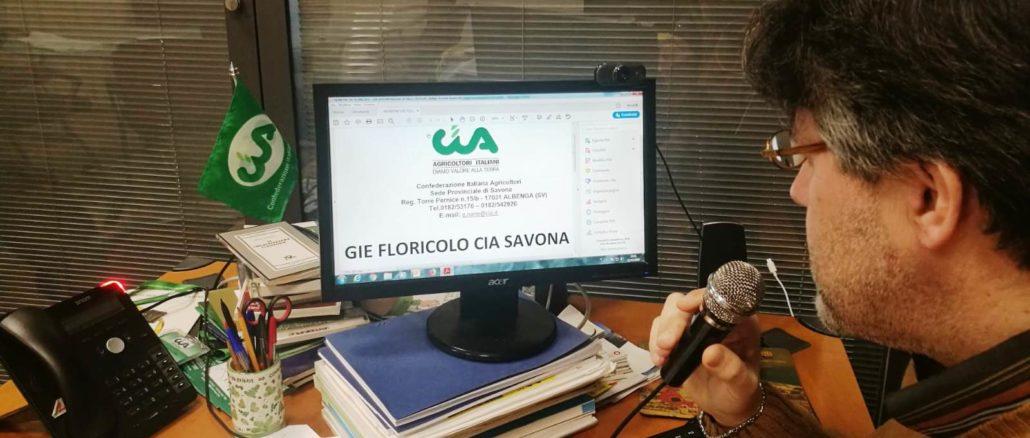 Videoconferenza CIA Savona