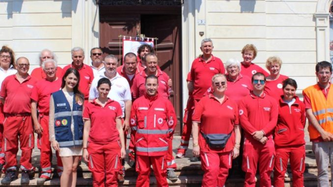 Volontari Croce Rossa Alassio