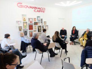Presentazione a Finale Liggure del Festival teatrale di Borgio VErezzi