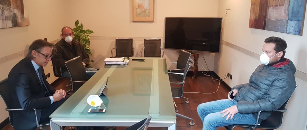 tavolo sicurezza Albenga