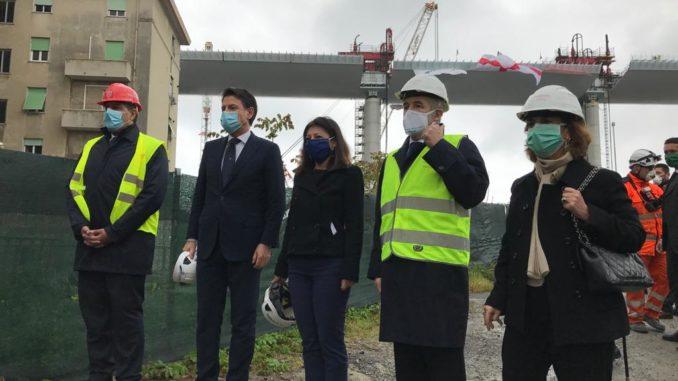 Nuovo ponte di Genova