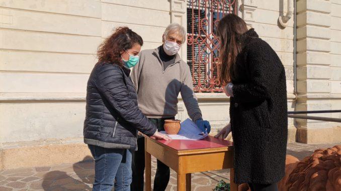 Buoni spesa Comune Alassio - assessore Battaglia