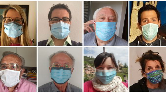 Consiglieri Garlenda invitano uso mascherina