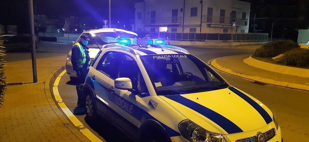 Controlli Polizia Locale di Loano