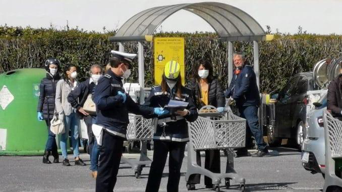 Controlli Polizia Locale ad Andora